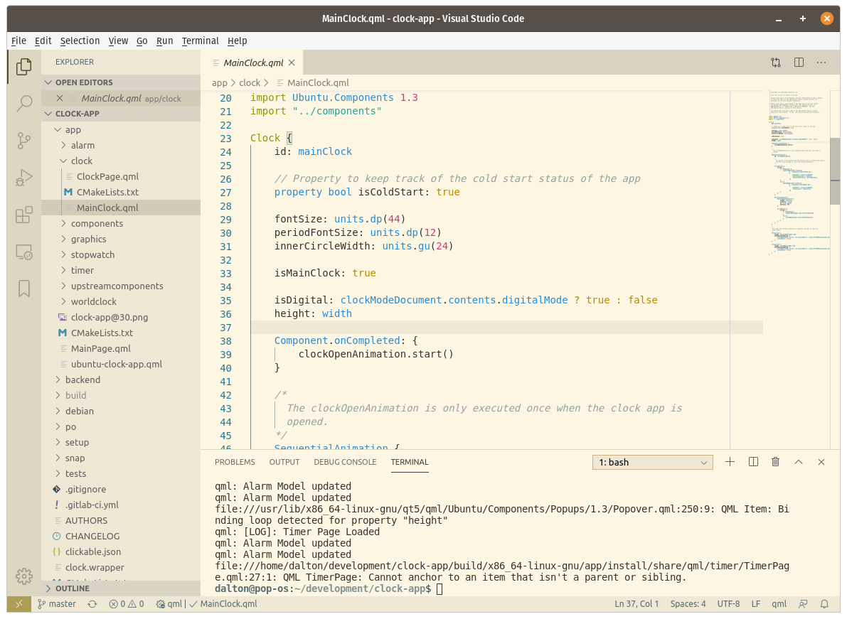 Make A Linux App